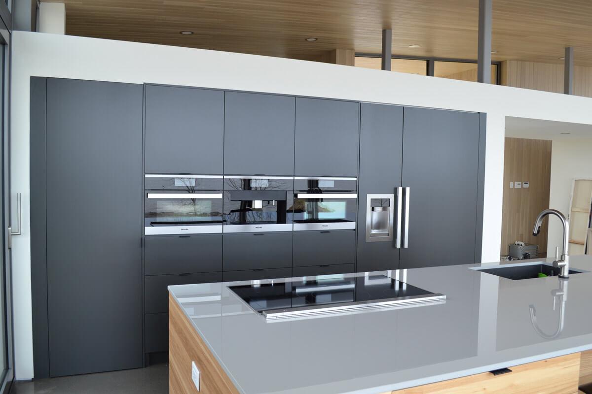 armoires de cuisine sur mesure cuisines bernier