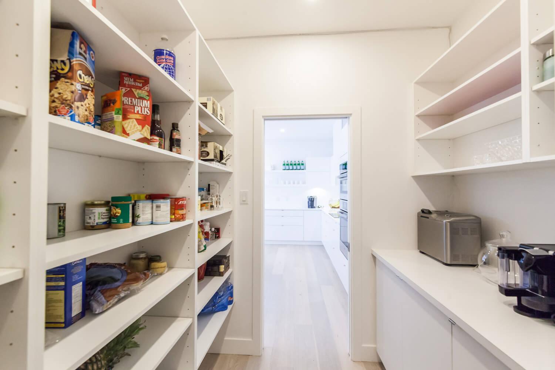 Rangement Pour Garde Manger garde manger - cuisines bernier